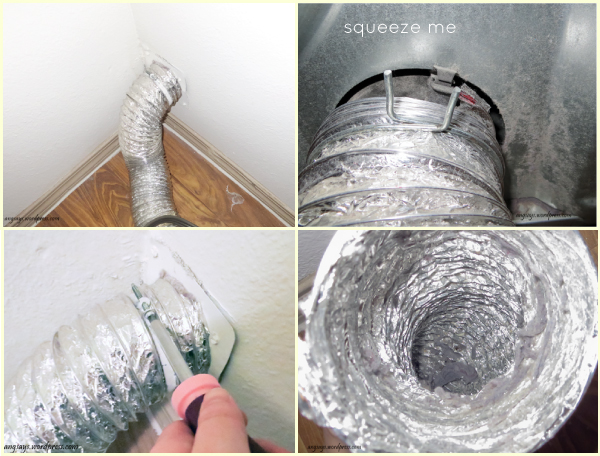 Cleaning the Dryer Vent