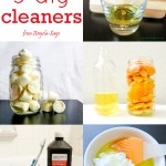 easy diy cleaners