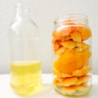 DIY Citrus Vinegar