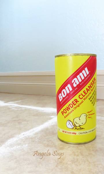 Here Is My Best Kept Secret To Cleaning Tile And Grout