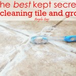 Secrets to Tile and Grout Cleaning - Angela Says
