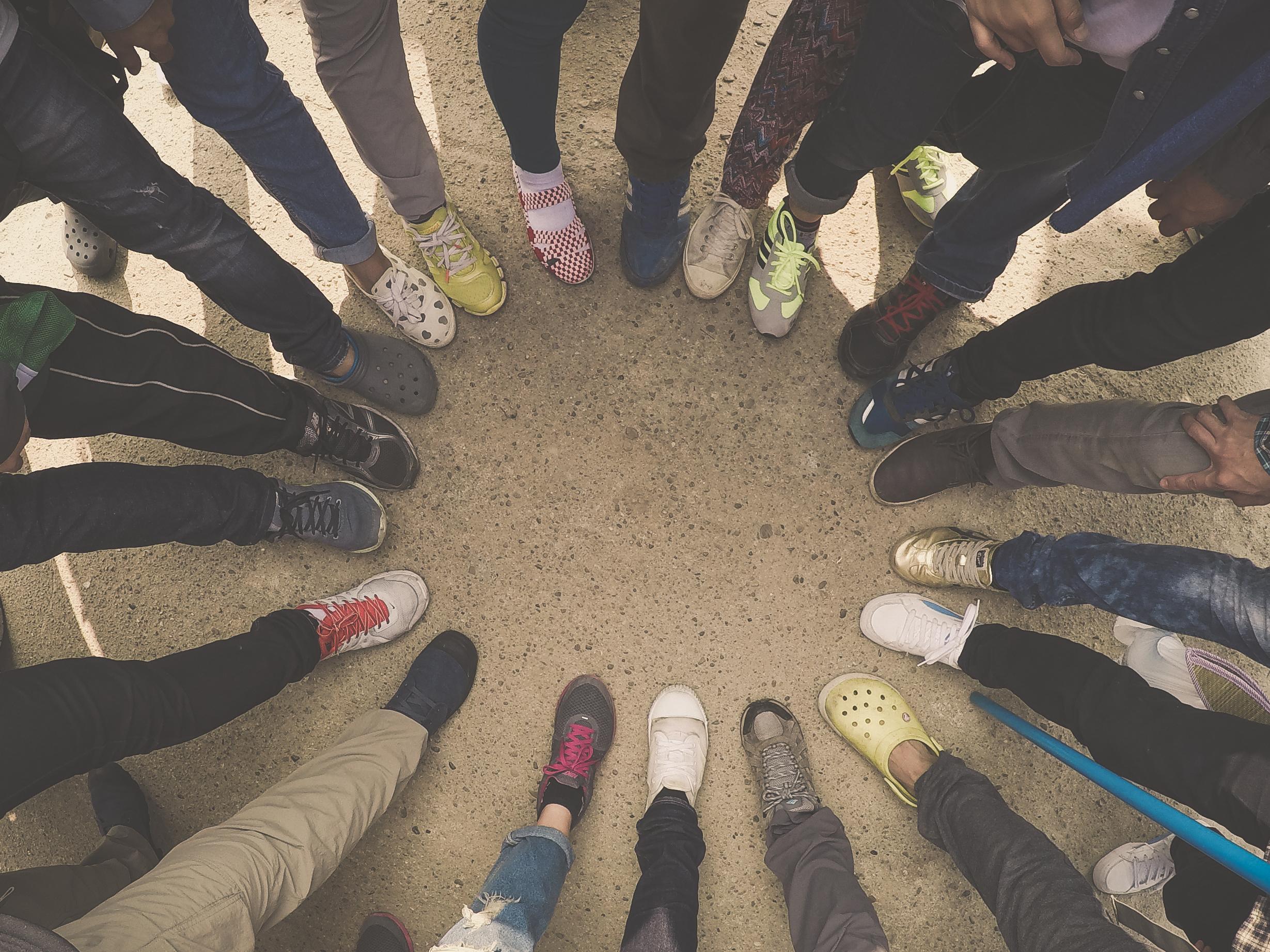 KIWI's Shoes Charity Drive
