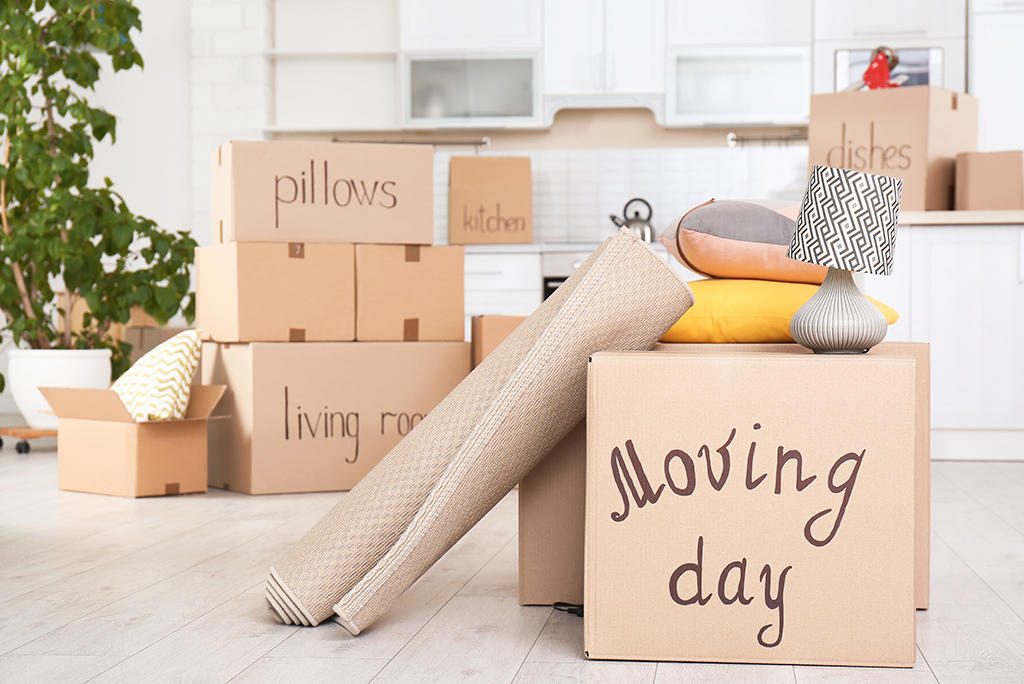 KIWI's House Move-Out Checklist