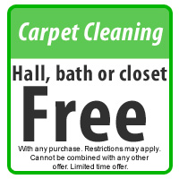 Free Carpet Cleaning Coupon