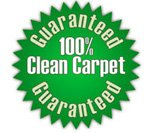 Denton 100% Clean Carpet Guarantee