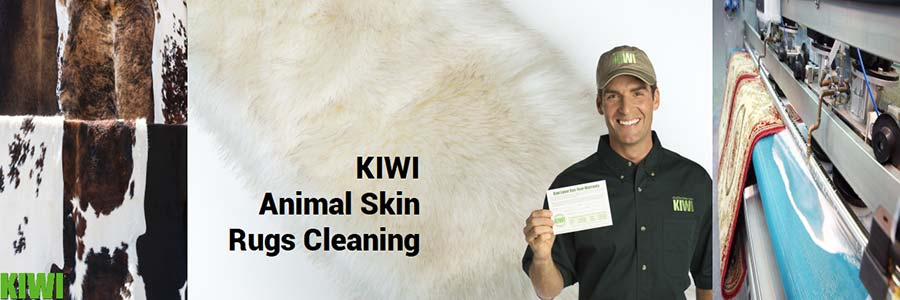 animal skin rug cleaning services