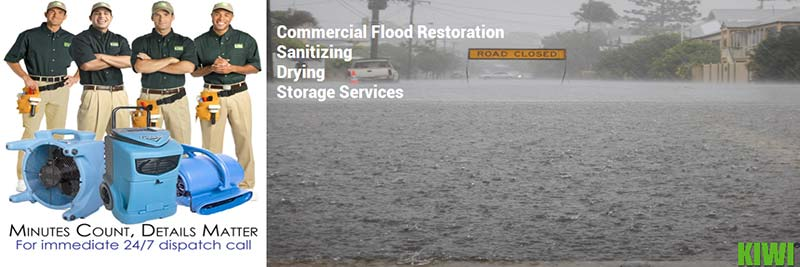 professional commercial water damage restoration austin