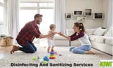 Antimicrobial Disinfecting And Sanitizing Services Kiwi