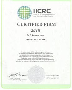 IICRC Certification Firm