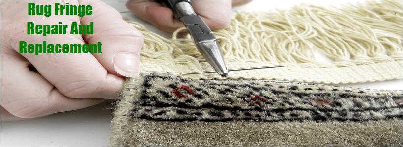 rug fringe repair and replacement