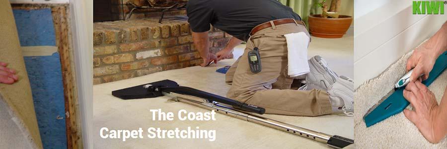 kiwi carpet stretching cost