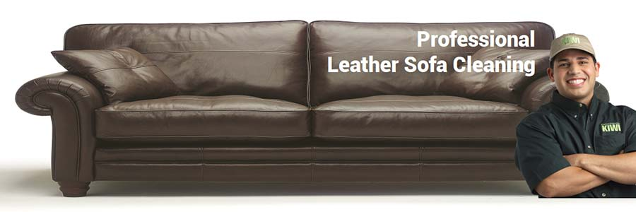 kiwi leather sofa cleaning services