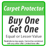 Carpet Protector Buy One Get One