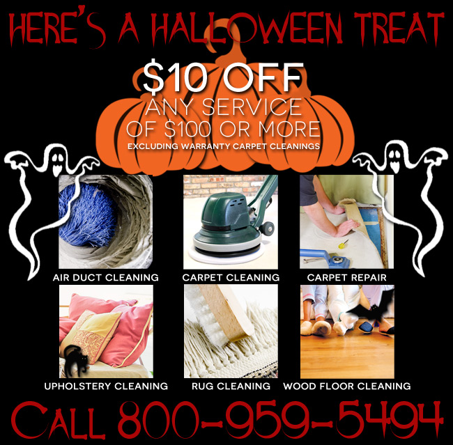 Fall Cleaning Sale