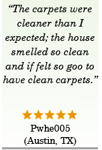 Carpet Cleaning Austin, TX | KiwiServices.com