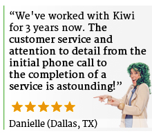 Kiwi Acworth, GA Carpet Cleaning Review