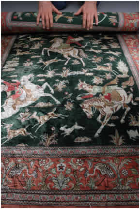 Oriental Rug Cleaning in Montgomery
