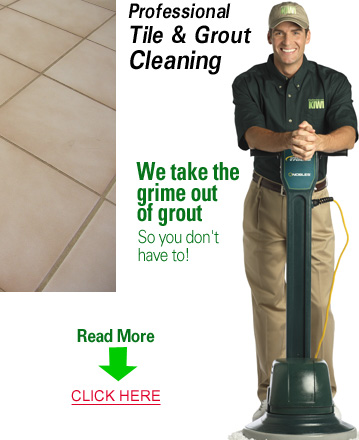 Professional Tile & Grout Cleaning Services