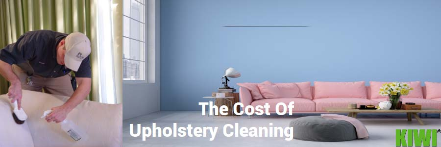 upholstery cleaning cost