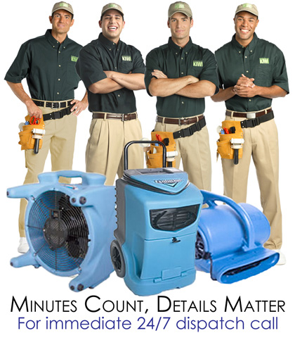 Flower Mound Water Damage and Extraction Emergency Services