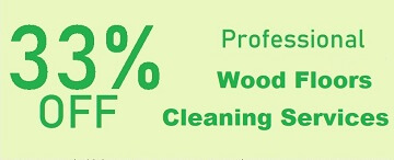 Wood Floor Cleaning Services Special 33%