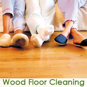 KIWI professional wood floor cleaning